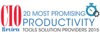 20 Most Promising Productivity Tools Solution Providers 2015